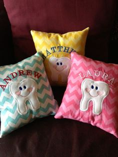 13 adorable Tooth Fairy pillows for National Tooth Fairy Day | #BabyCenterBlog