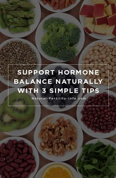 Balanced hormones are the key to a successful natural conception and healthy…