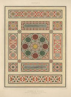 ORNAMEN KLASIK | Pesantren Seni Rupa dan Kaligrafi Al Quran Modern PSKQ, pertama di Asia Tenggara