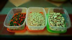 #healhty #diet #food #chicken #rice #vegetables