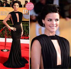SAG 2013: Jaimie Alexander - Fashionismo