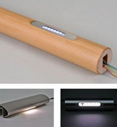 LED-Beleuchtung im Treppenhandlauf - Inventum-Lux • Ihr starker Partner zum Thema LED-Leuchten  www.inventum-lux.de