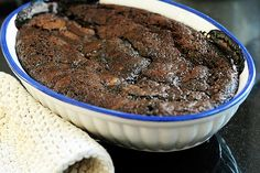 """""""Granny's Chocolate Cobbler **Another Anderson family favorite. Easy to make."""" From The Pioneer Woman. chocolate cobbler recipe"""