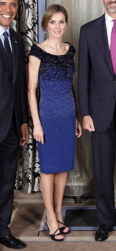 Queen Letizia of Spain 9/23/2014