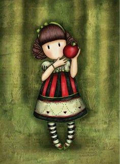 Io amo Santoro. Questa bambola è bellissima