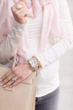 lillyandleopard:Rachel Parcell, Pink Peonies