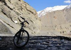 Mountain Biking in Spiti By Elan