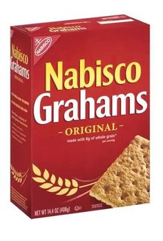 "It can be difficult to find Vegan Graham Crackers for S'mores... but heads UP! The ""original"" nabisco grahams are vegan.  Hurray! <3 #MyVeganJournal"