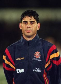 Fernando Hierro Pictures and Photos Spain Football, Stock Pictures, Stock Photos, Football Photos, Royalty Free Photos