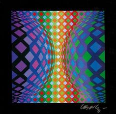Victor VASARELY - Galeries Bartoux