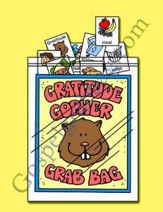 GRATITUDE: Primary CTR-A, Lesson 24, Primary 2 manual, I Can Show Gratitude, Primary Lesson Helps, family home evening, Sunday Savers book o...