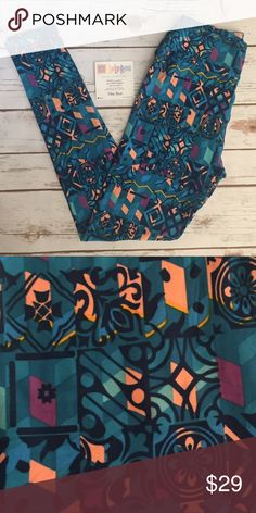 LulaRoe Leggings New! LuLaRoe Pants Leggings