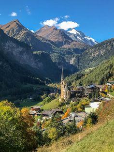 Heiligenblut Activities, Mountains, Nature, Travel, Naturaleza, Viajes, Trips, Off Grid, Natural