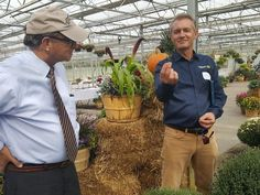 Horticultural therapy: Garden State agriculture harvests viable seeds