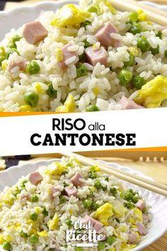 Best Italian Recipes, Asian Recipes, Healthy Recipes, Ethnic Recipes, Oriental, Antipasto, Wok, Diy Kitchen, Pasta Salad
