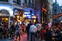 https://flic.kr/s/aHskjD3yfP Travel Photos from Bruxelles, October, 2015.
