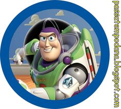Toy Story Free Printable Candy Bar Labels and Toppers.