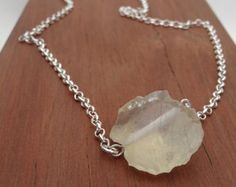 Your Shop - Items Gold Necklace, Chain, Stone, Handmade, Etsy, Shopping, Jewelry, Jewellery Making, Rock