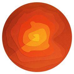 Anai Greog ~ Sand Flower (mandala)