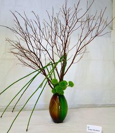 Keep Calm and Craft On Diy Craft Projects, Diy Crafts, Ikebana, Bonsai, Glass Vase, Calm, Display, Flowers, Blog