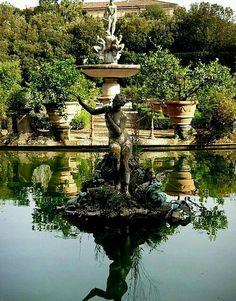 Giardino di Boboli Firenzi - Italy