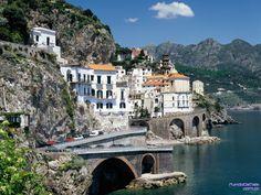 Amalfi Cost - Salermo - Italy