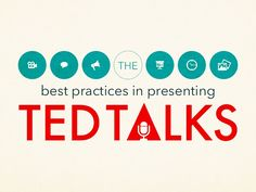 What does it take to be a great speaker? Here are some tips and takeaways that can help you improve your speaking and presentation skills #tedtalks