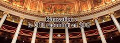 Rénovation : le CITE reconduit en 2017 | Tendance travaux, le blog Technitoit
