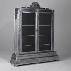 Art Deco Skyscraper Curio Cabinet