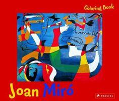 Coloring Book Miro (Colouring Book): Amazon.co.uk: Annette Roeder: Books