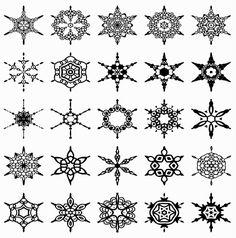 snowflakes1.png 755×762 pixel