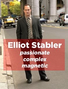 "I got Elliot Stabler! Which ""Law And Order"" Detective Are You?"