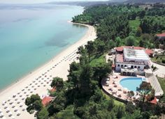 P.A.P Corp - Alexander the Great Beach Hotel in Halkidiki, Greece