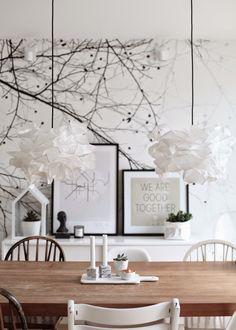 Ikea KRUSNING and tree transfer!