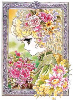 "Art from ""Lady Georgie"" series by manga artist Yumiko Igarashi. Manga Anime, Moe Manga, Old Anime, Anime Art, Betty Boop, Illustrations, Illustration Art, History Of Manga, Otaku"