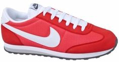 NEW Nike Mach Runner Retro Running Shoes 303992-600 Red White Black  #Nike #AthleticSneakers