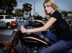 Here is to you all the women Harley-Davidson® riders out there!