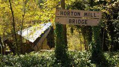 Horton Mill Bridge: Oneonta, Alabama