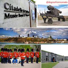 Citadelle of Quebec The Citadelle of Quebec  is an active military installation and official residence of both the Canadian monarch and the Governor General of Canada.  It is located atop Cap Diamant, adjoining the Plains of Abraham in Quebec City, Quebec. The Citadelle is a National Historic Site of Canada. #citadelleofquebec #Canadá #Cidadeantiga #Top #Quebec #travelgram #tour #museum  #trip #travel #journey #HeritageSite #quebeccity #relaxingday #suntanning #national #nofilter