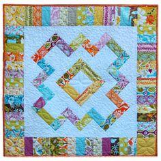 Charming Corners Quilt Pattern