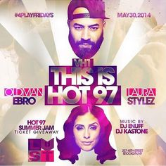 Vh1 This Is Hot 97 @ Lust NY Friday May 30, 2014 « Bomb Parties – Club Events and Parties – NYC Nightlife Promotions