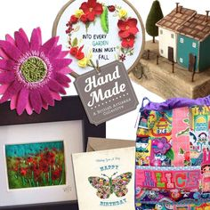 Fabulous artisan treasures to be found over at @HandmadeBAC