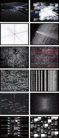 Ryoji Ikeda [Profile] - Music, Time and Space..