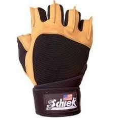 Schiek Sports Schiek 425 Glove, Large by Schiek Sports. $29.69. The Schiek® 425 power lifting gloves with wristwraps are constructed with durable Amara synthetic leather and feature the innovative FINS system on the fingers to facilitate easy removal. They offer a 1/2 finger length and include padded thumbs and palms.