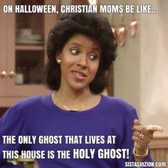 Christian moms be like...