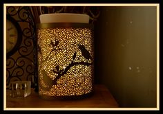Fab new wrap for my glowing core warmer www.wickfreescentedwarmers.co.uk to get yours