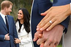 When the royal couple hit the news, what caught the attention was the immaculately crafted three stone engagement ring, worn by beautiful and gorgeous Meghan Markle. Here's everything that you need to know about this jaw-dropping Meghan's engagement ring. Click to read #engagementringinspiration #engagementringideas #diamonds #meghanmarkle #fashionjewelry #diamondring #ringsforwomen #engagementringgoals #princeharry #royalwedding #meghanharry #Jewelryblog #jewelrybloger #jewelryblogging…