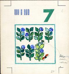 card game for children - art by D. Elsner - Schwintowsky