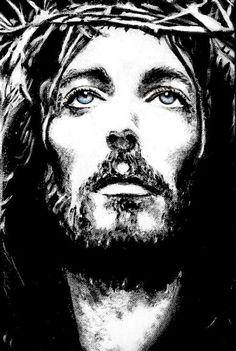 Jesus Portrait.