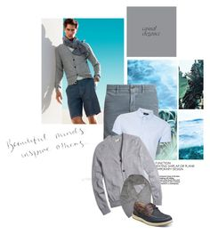 Mathias Lauridsen by nesina on Polyvore featuring Topman, Brooks Brothers, Incotex, Nunn Bush, Hermès, H&M, men's fashion and menswear